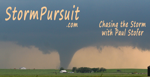 Paul Stofer's Storm Chasing Website